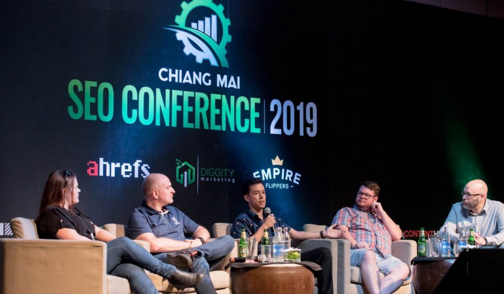 SEO Conference 2019 Chiang Mai